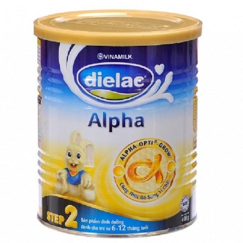 sữa bột dielac alpha step 2