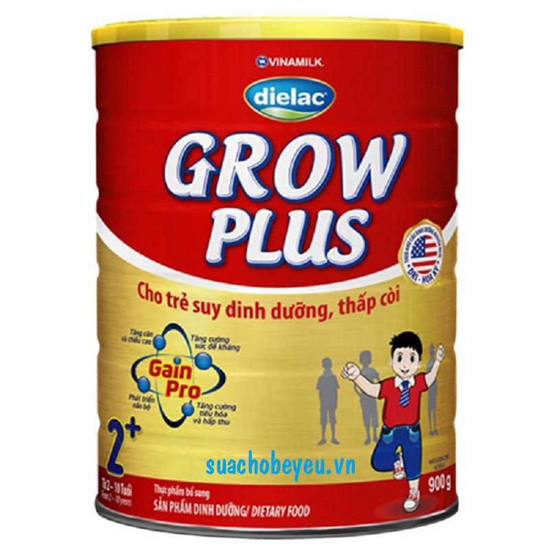 sữa dielac grow plus 2