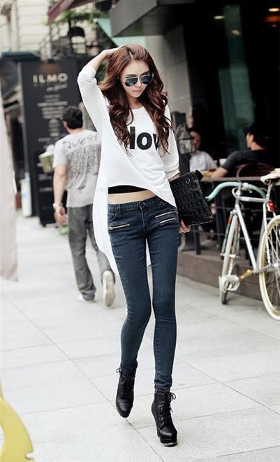 Cách chọn quần Jean