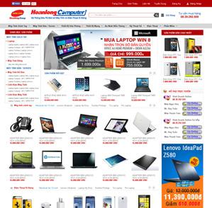 Mẫu web thời trang 16