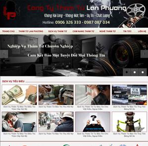 Mẫu web dịch vụ 06